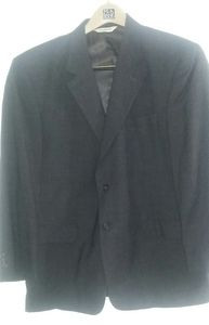 Men's Pronto Uomo Dark gray blazer